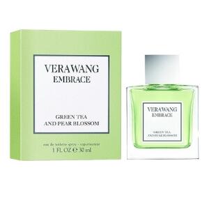 Vera Wang Embrace Eau de Toilette Green Tea & Pear Blossom