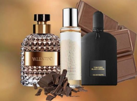 Perfumes that Smells like Chocolate