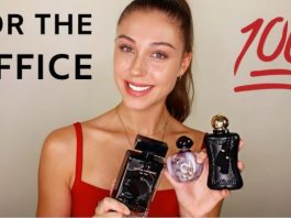 best women's perfume for workplace